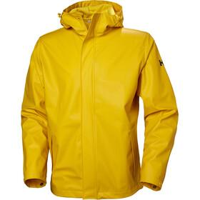 Helly Hansen Moss Jakke Herrer, essential yellow